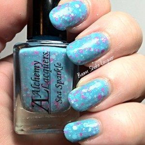 Alchemy Lacquers - Sea Sparkle