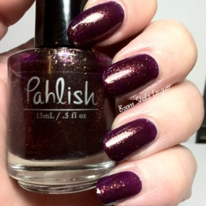 Pahlish - La Belle Endormie
