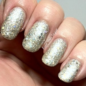 Gothic Gala Lacquers - 24kt Bling (No Topcoat)
