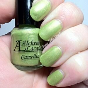 Alchemy Lacquers - Camellia