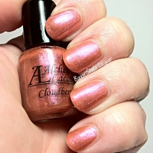 Alchemy Lacquers - Cloudberry