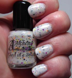 Alchemy Lacquers - Ghost in a Bottle