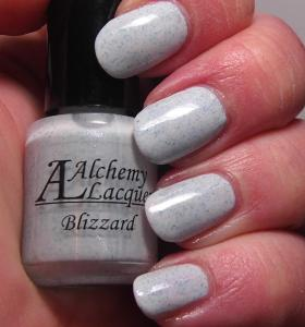 Alchemy Lacquers - Blizzard