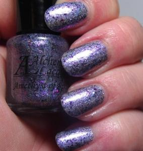 Alchemy Lacquers - Amethyst of Space