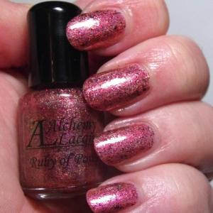 Alchemy Lacquers - Ruby of Power