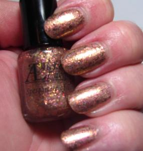 Alchemy Lacquers - Spessertite of Time