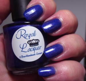 Royal Lacquer - Violet Twist