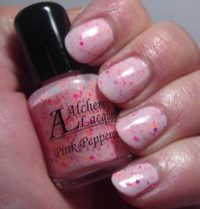 Alchemy Lacquers - Pink Peppercorn