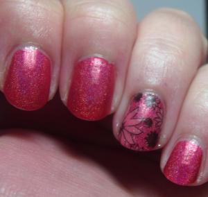 Digital Nails - Ten Tickles with He Doesn't Carrot All accents