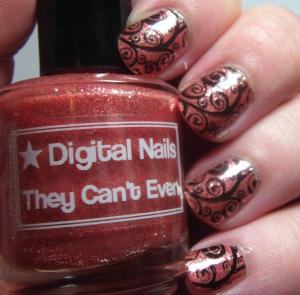 Digital Nails - They Can't Even