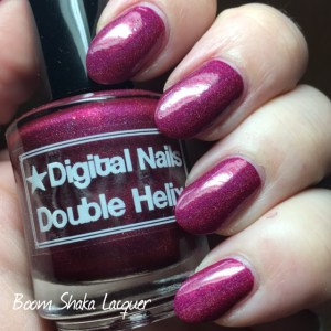 Digital Nails - Double Helix