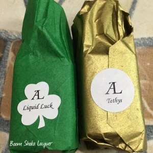 Alchemy Lacquers - Adorable Packaging