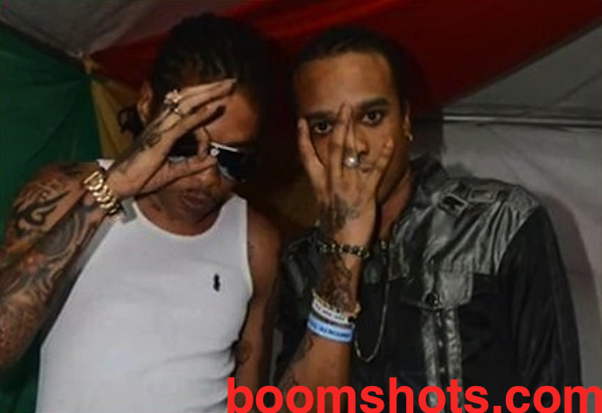 HEAR THIS: Vybz Kartel & Tommy Lee