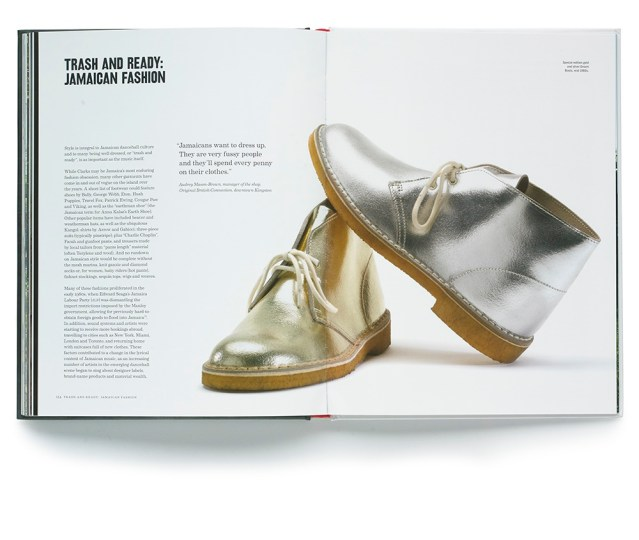 Clarks: The Book
