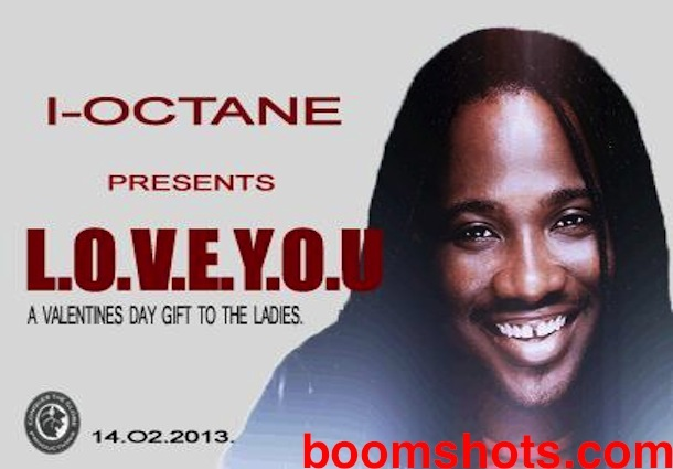 I Octane V Day Cover