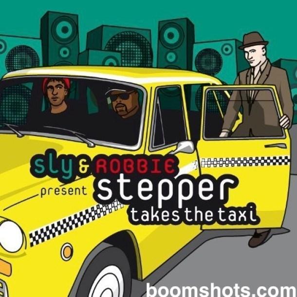 StepperTakesTheTaxiBOOM