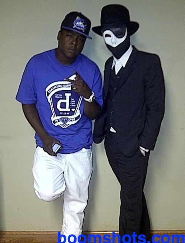 Jadakiss and producer Musical Masquerade