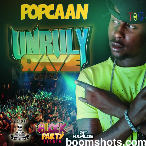"WATCH THIS: Popcaan ""Unruly Rave"" Official Video"