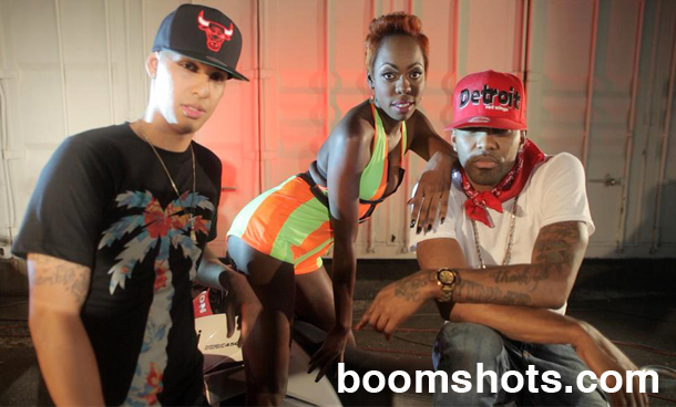 "BEHIND THE SCENES: Konshens ft. J Capri ""Pull Up to Mi Bumper"" Video Shoot"