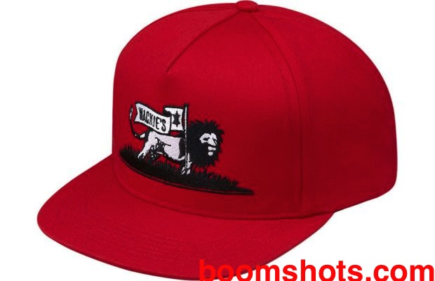 Supreme Collaborates with Wackie's