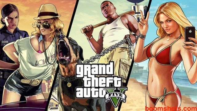 Grand Theft Auto V Reggae Selections
