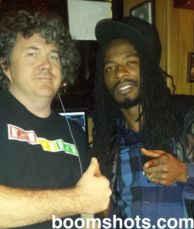 Gyptian & Friends Pon Radio Lily