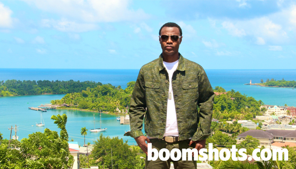 "Behind The Scenes Wayne Wonder ""Reset It"" Video Shoot in Portland Jamaica"