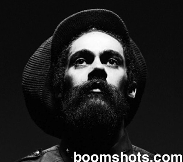 "HEAR THIS: Damian ""Jr. Gong"" Marley ""Is It Worth It? (Gun Man World)"""