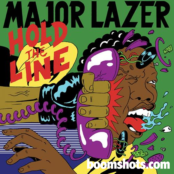 "FLASHBACK FRIDAY: Major Lazer Feat. Lexxus & Santigold ""Hold The Line"""