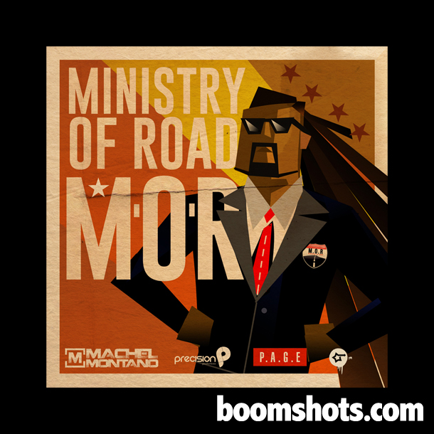 """HEAR THIS: Machel Montano """"Ministry Of Road (M.O.R.)"""""""