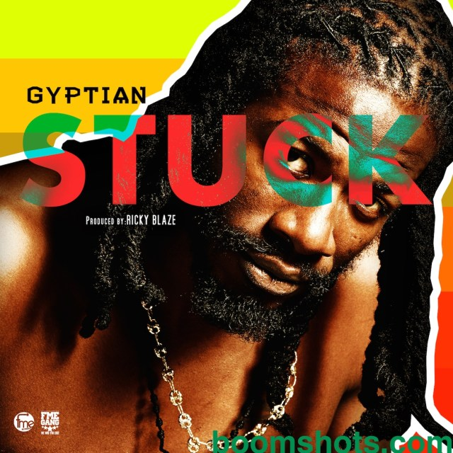 "HEAR THIS: Gyptian ""Stuck"" PREMIERE"