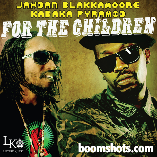 "WATCH THIS: Jahdan Blakkamoore & Kabaka Pyramid ""For The Children (Official Video)"""