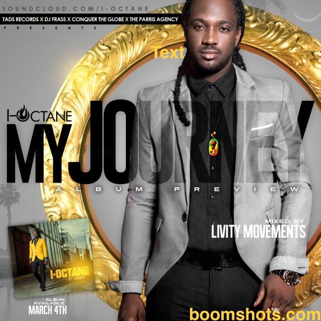 "I-Octane Speaks on ""My Journey"" Album"