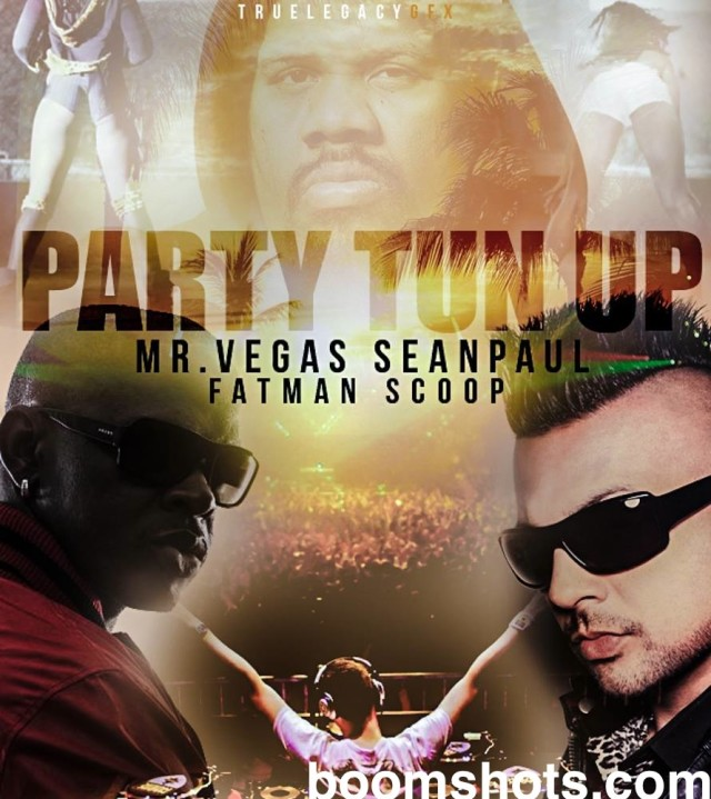 """WATCH THIS: Mr. Vegas ft. Sean Paul & Fatman Scoop """"Party Tun Up  (Remix)"""" Official Music Video"""