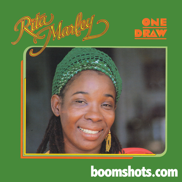"FLASHBACK FRIDAY: Rita Marley ""One Draw"" Original 12'' Mix"