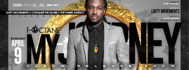 "I Octane Talks ""My Journey"" Pon Radio Lily"