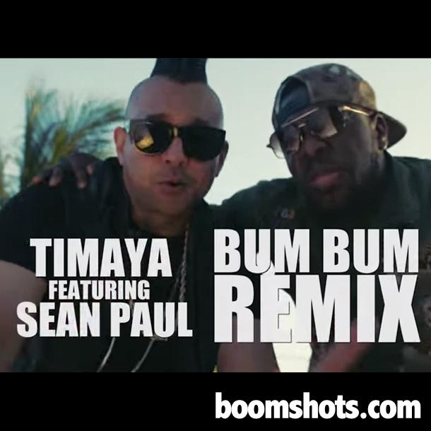 "WATCH THIS: Timaya Feat. Sean Paul ""Bum Bum Remix"" (Explicit Video)"