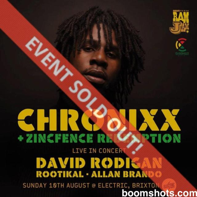 Chronixx & Protoje Live in London