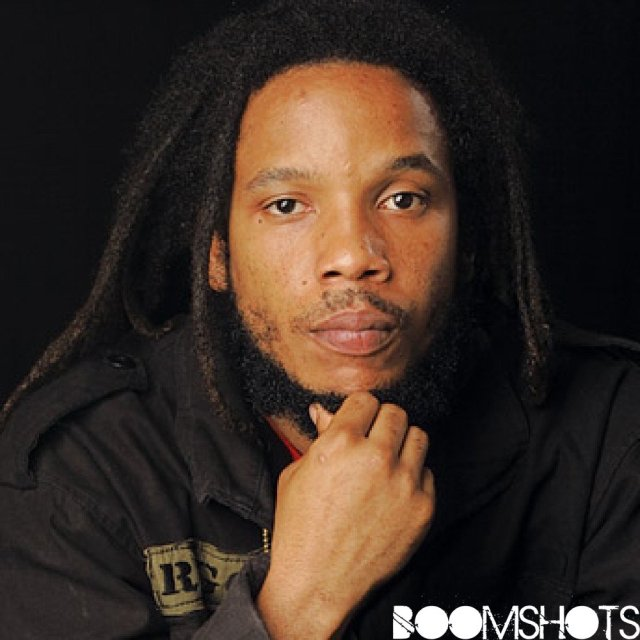 "Reasoning With Stephen ""Ragga"" Marley"