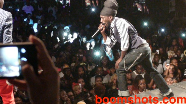 Sizzla, Popcaan, Aidonia, Teflon & Kiprich Shut Down Ghetto Splash 2014