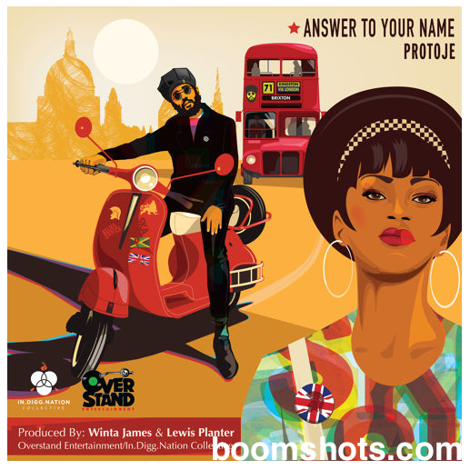"HEAR THIS: Protoje ""Answer to Your Name"""