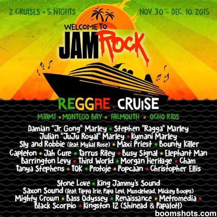 WelcomeToJamrockReggaeCruise2015