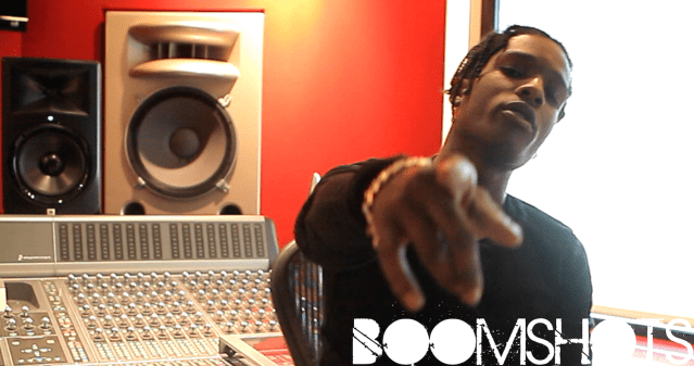 A$AP Rocky Picks His Favorite Reggae Rappers