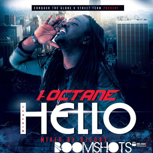 "PREMIERE: I-Octane ""Hello"" Mixtape"