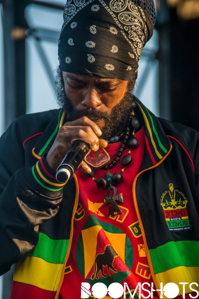 """LAVAAA!!!"" The Irie Flame of I-Wayne"