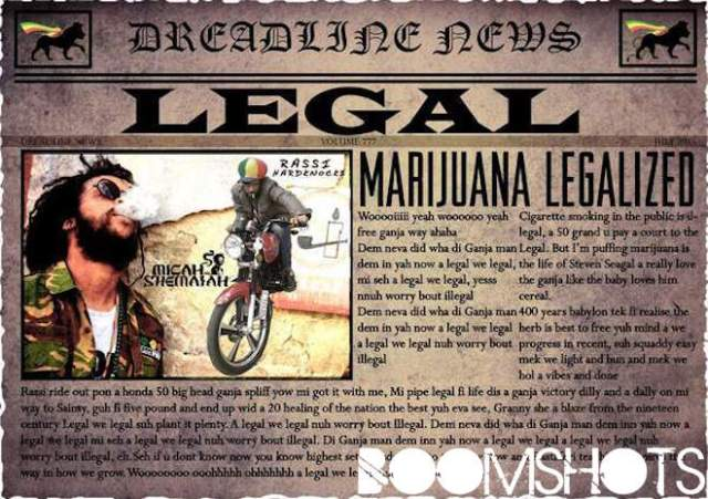 """Reasoning With Rassi Hardknocks About """"Legal,"""" A Reggae Song for the Movement"""