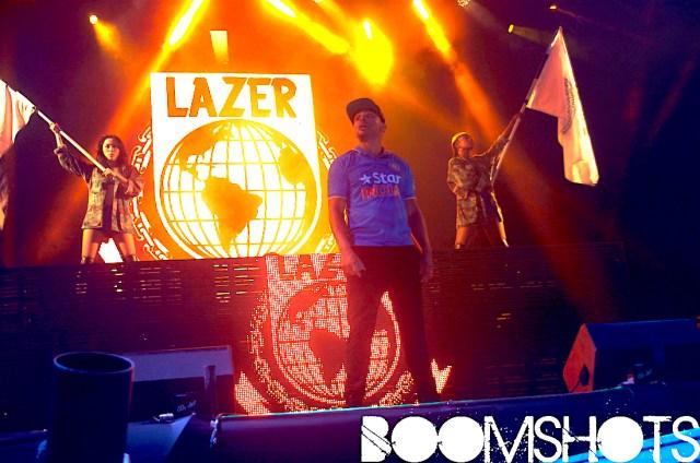 Major Lazer Mashes Up Mumbai