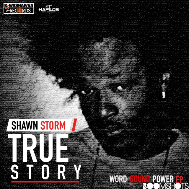 """HEAR THIS: Shawn Storm """"True Story"""" PREMIERE"""
