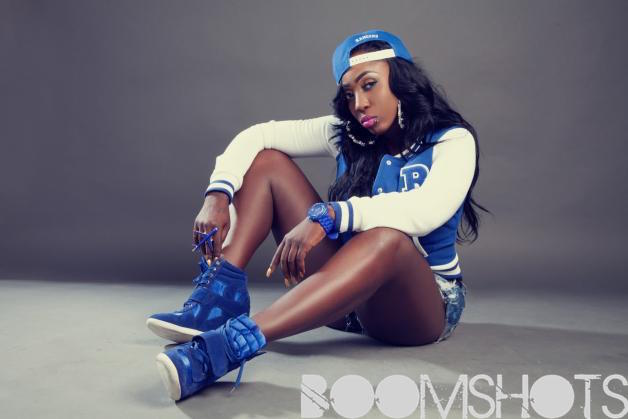 "No Long Talk: Spice ""The Dancehall Heiress"""