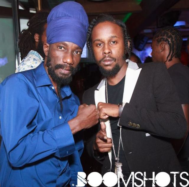 "HEAR THIS: Sizzla & Popcaan ""Wish Bad"""